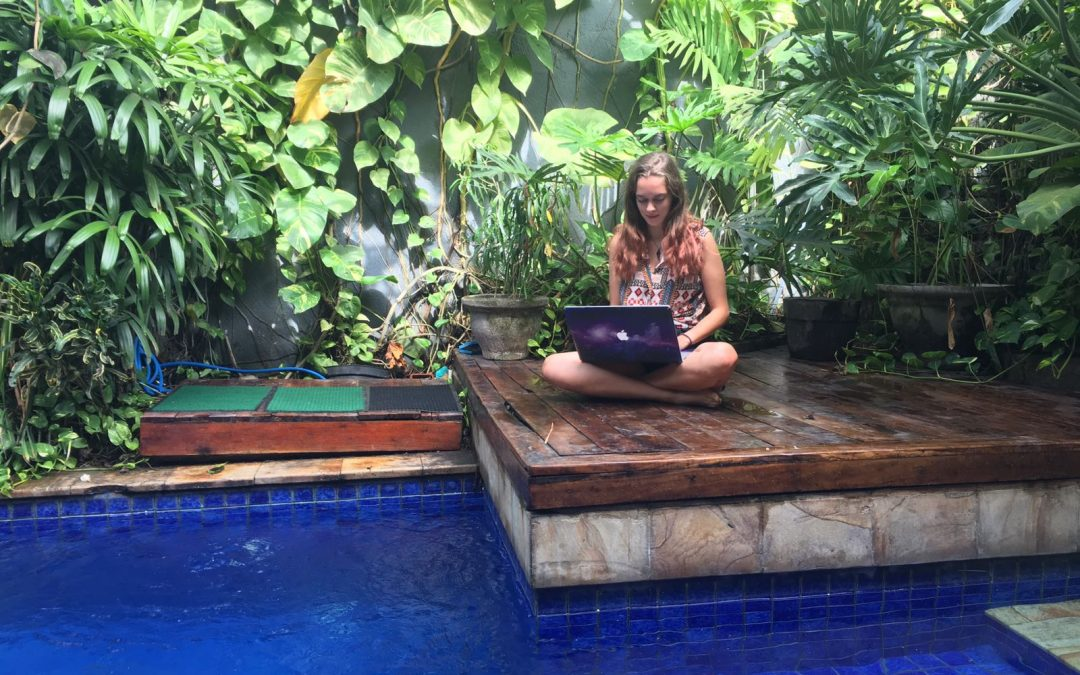 How I Ended up Building an App in Bali