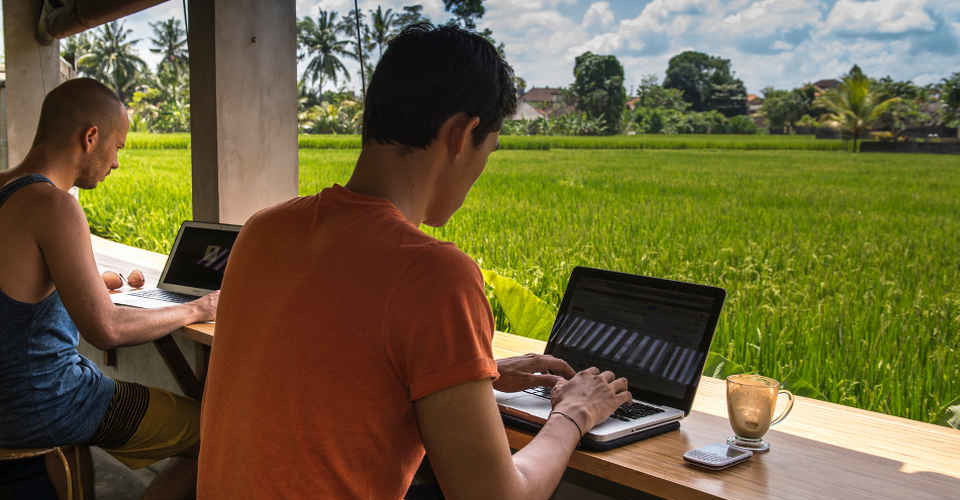 What It's like to Intern for a Startup in Bali