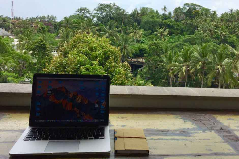 Why I Went to Bali to Get a Crash Course in UX