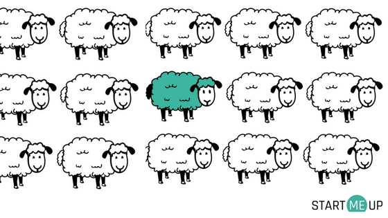 The Psychology of the Student Sheep Phenomenon