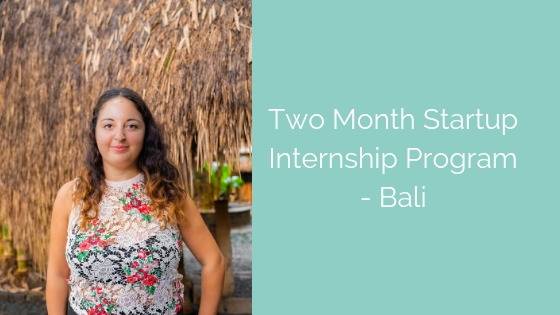 How Start Me Up's Bali Program Helped Me Grow as a Freelancer